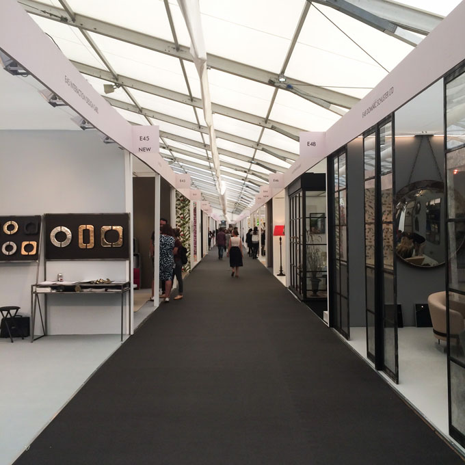 Digital meets design at Decorex International Conference 2015