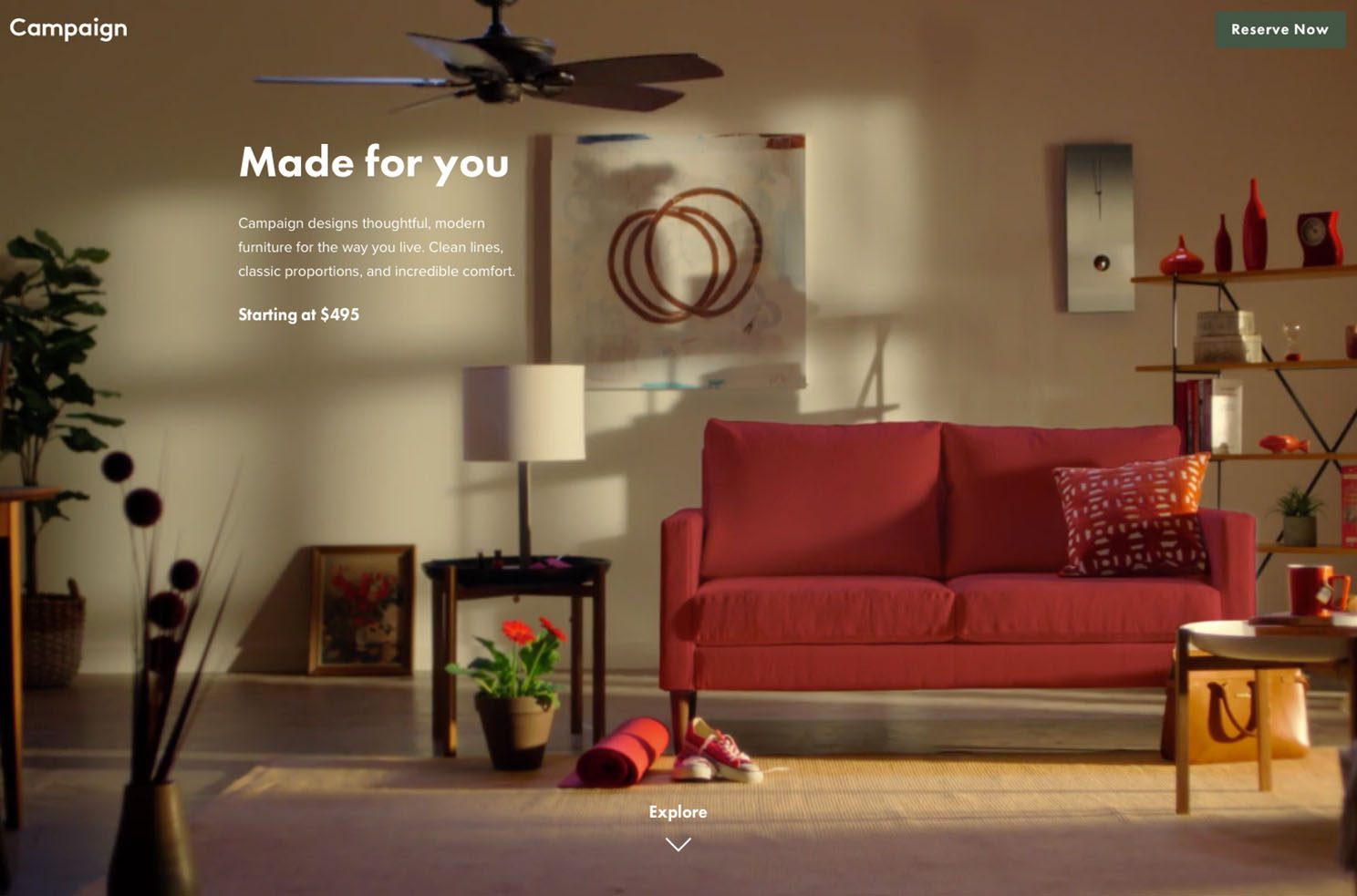 Campaign Image Best Interior Design Blog Marvellous Digital Marketing Agency