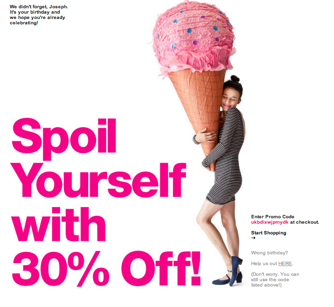 What's so good about American Apparel's email marketing?