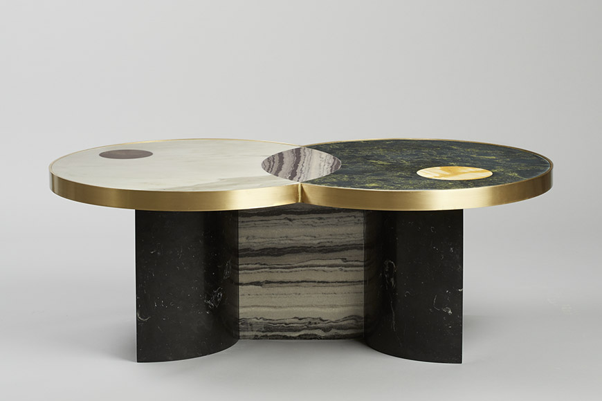 Lapicida gallery image of table by marvellous design agency leeds.