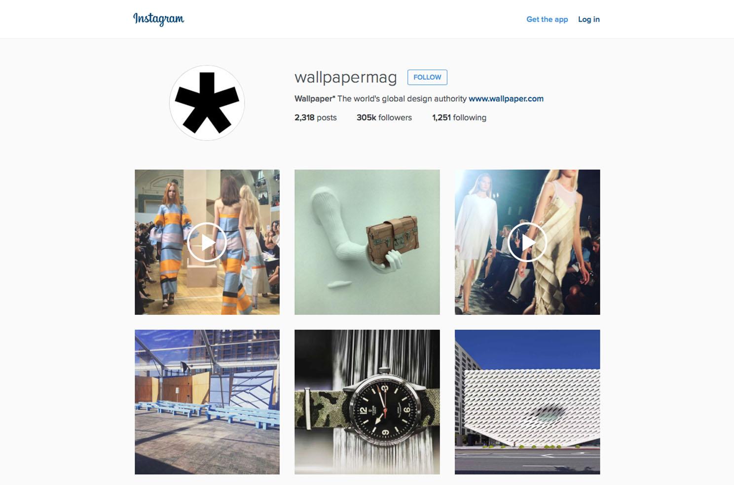 wallpapermag instagram Marvellous digital marketing agency