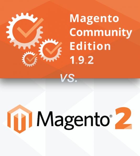 Magento 1.9.2 vs Magento 2.0