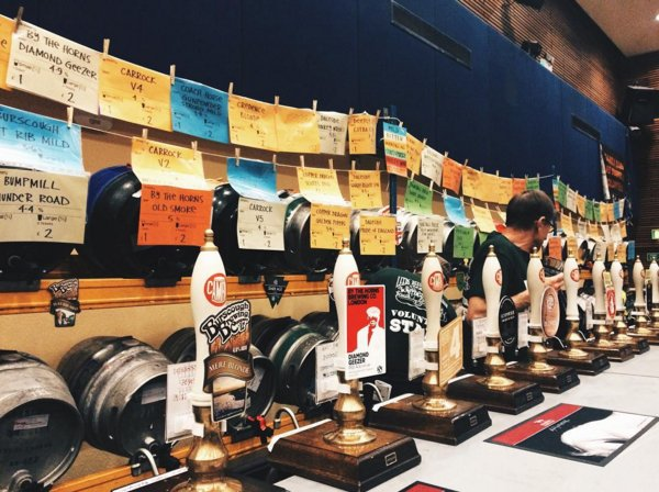 Marvellous Digital Agency at CAMRA Leeds Beer Festival 2016