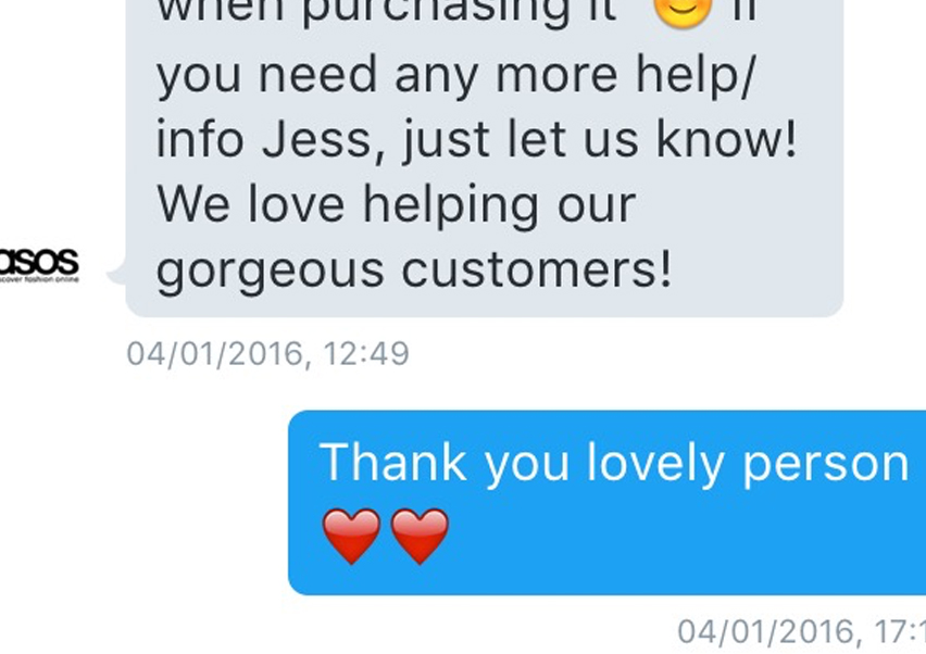 Brands getting customer service right using social media