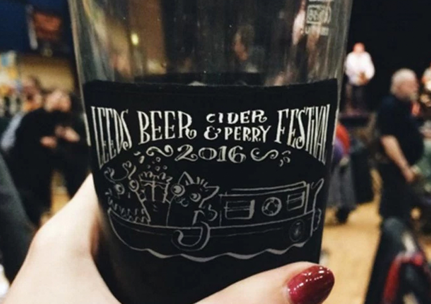 Digital marketing at Leeds CAMRA Beer Festival 2016