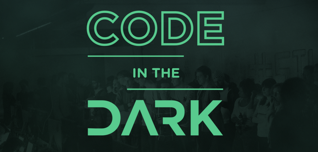 Code in the Dark | Leeds Digital Festival | Marvellous Digital Agency