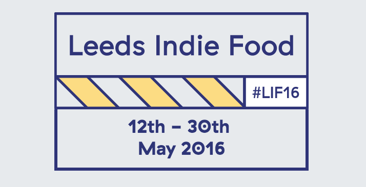 Leeds Indie Food Festival | Marvellous Digital Agency