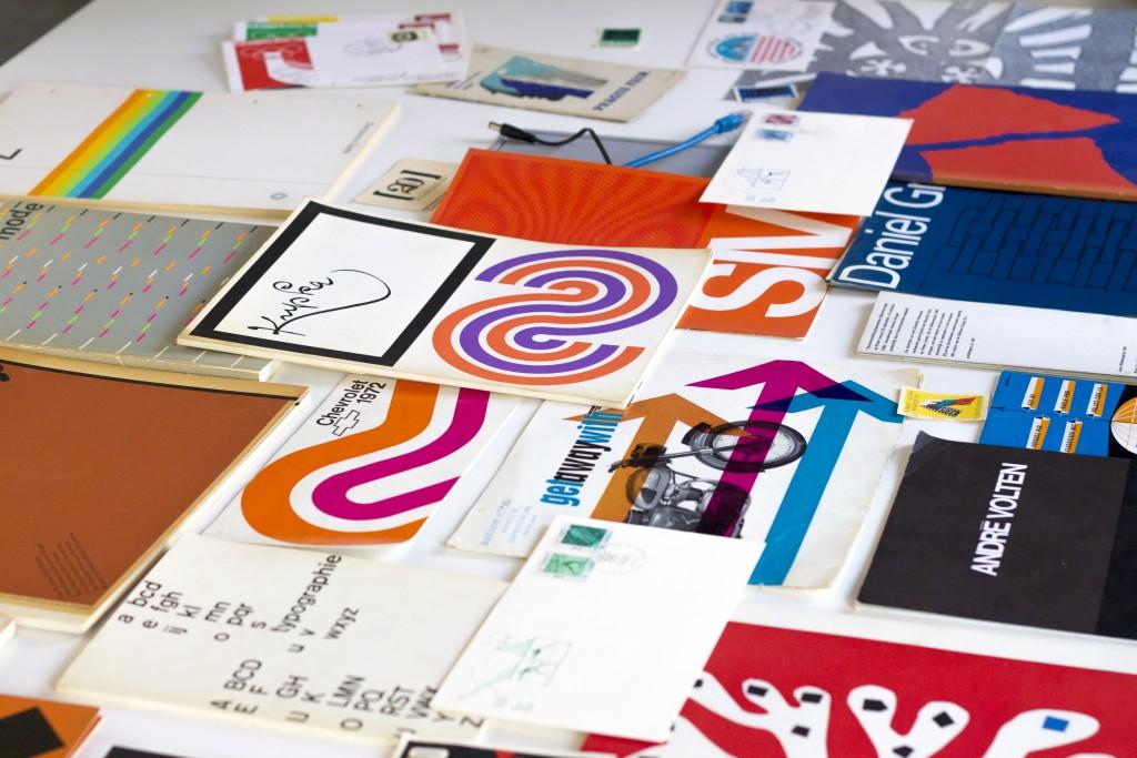 vintage design collection
