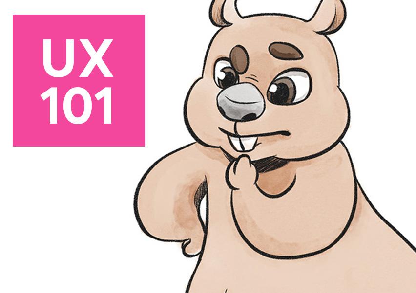 UX for web design 101