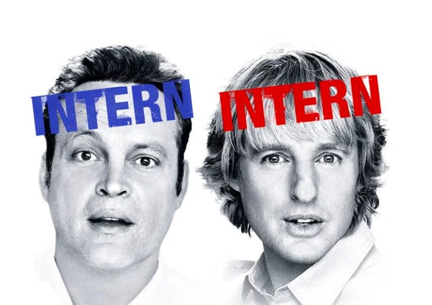 What life is like as a web design intern