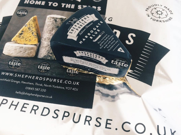 Shepherd's Purse Cheesemongers | Great Yorkshire Show | Marvellous Digital Agency