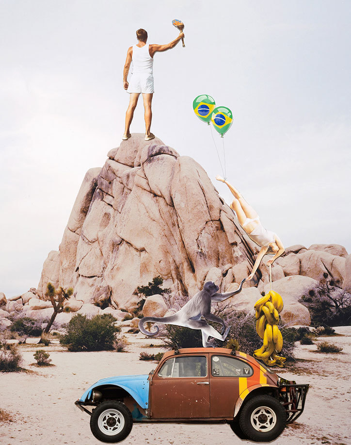 Sam Taylor-Johnson | Rio Olympics | Marketing | Marvellous Digital Design Agency