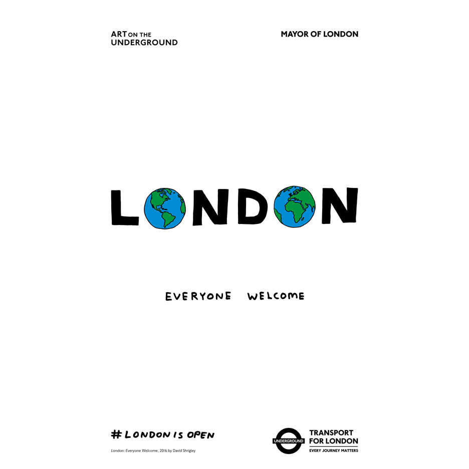London is Open | Marketing | Marvellous Design Agency