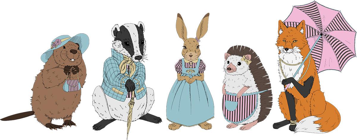 Marvellous Character Design | Digital Design Agency Leeds