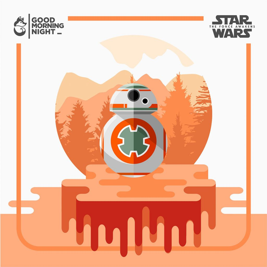 Star Wars Graphic