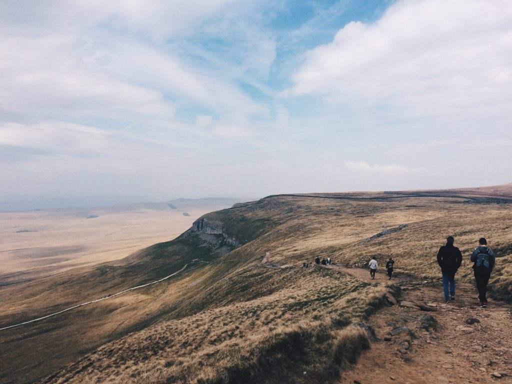 Pen-y-Gent Yorkshire Dales | Marvellous Digital Agency