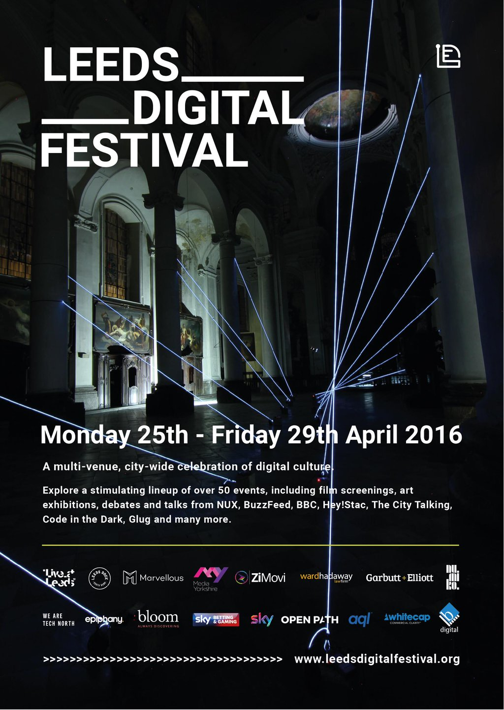 Leeds Digital Festival | Marvellous Digital Agency Leeds