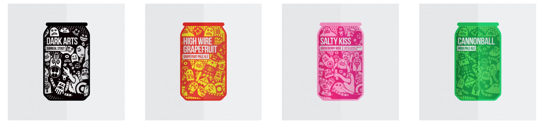 Magic Rock | Branding in Breweries | Marvellous Digital AgencyMagic Rock | Branding in Breweries | Marvellous Digital Agency