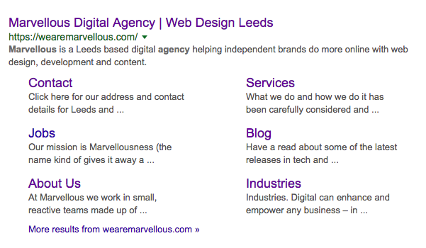 Meta information explained | Marvellous Digital Agency Leeds