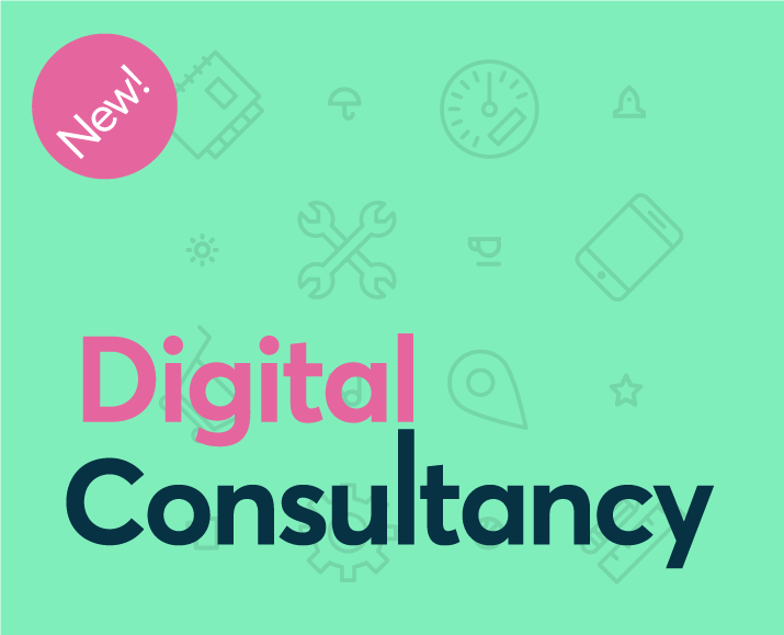Digital Consultancy design