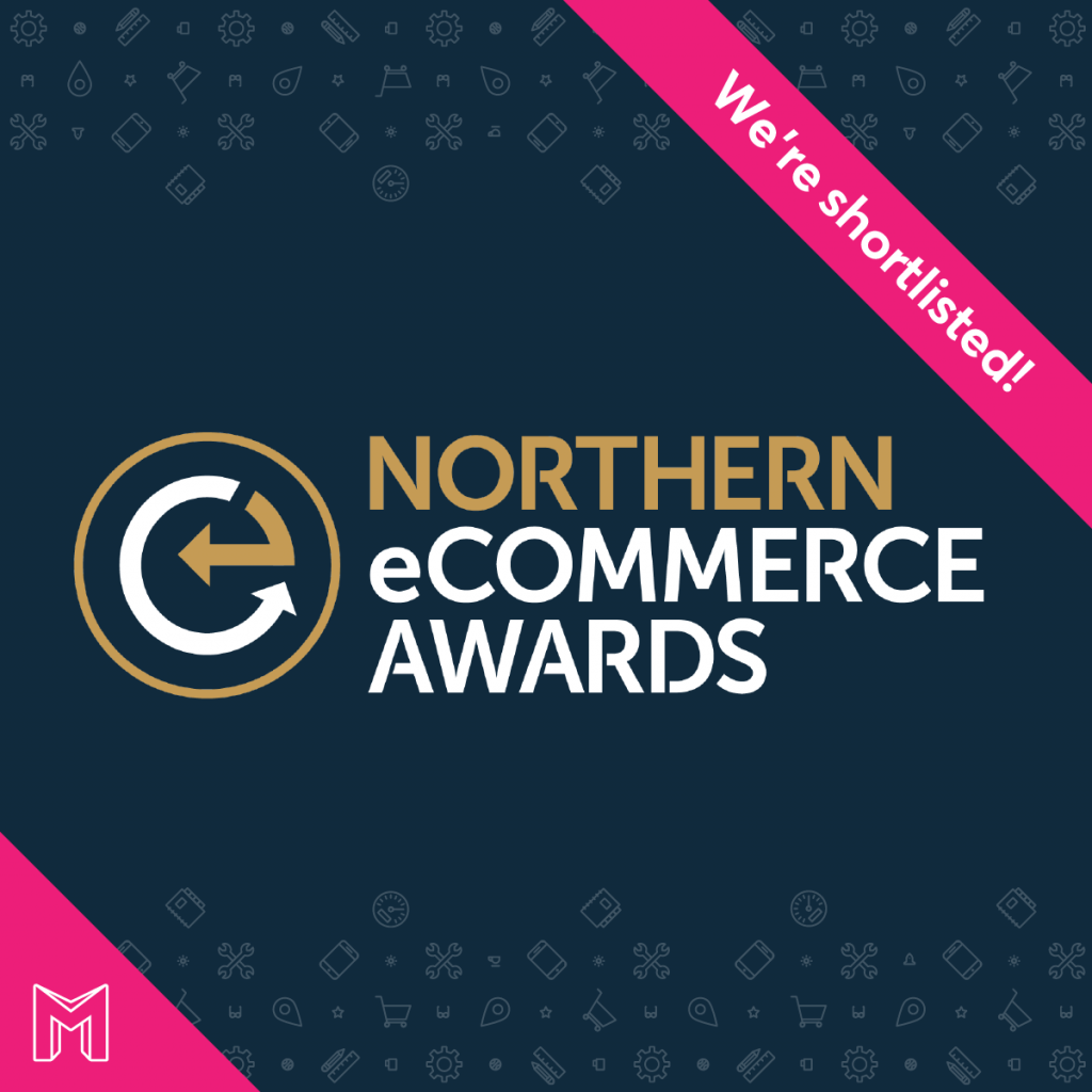 Marvellous shortlisted for Northern eCommerce Awards