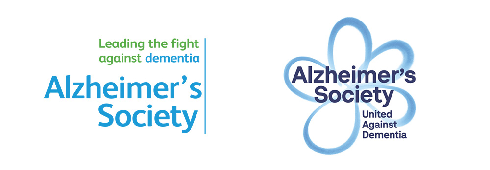 Alzheimer's Society rebrand